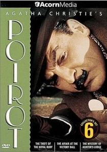 Poirot (6ª temporada) - Poster / Capa / Cartaz - Oficial 1