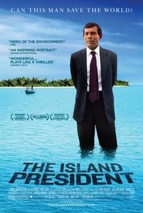 O Presidente das Ilhas - Poster / Capa / Cartaz - Oficial 1