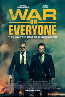 Guerra Contra Todos - Poster / Capa / Cartaz - Oficial 1