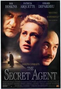 O Agente Secreto - Poster / Capa / Cartaz - Oficial 2
