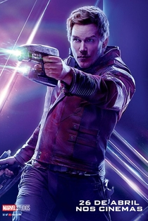 Vingadores: Guerra Infinita - Poster / Capa / Cartaz - Oficial 35