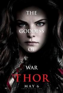 Thor - Poster / Capa / Cartaz - Oficial 10