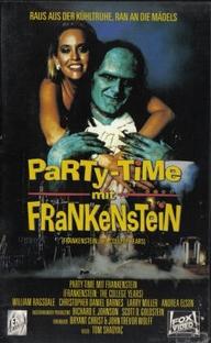 O Nosso Amigo Frankenstein - Poster / Capa / Cartaz - Oficial 1