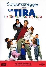 Um Tira no Jardim de Infância - Poster / Capa / Cartaz - Oficial 1