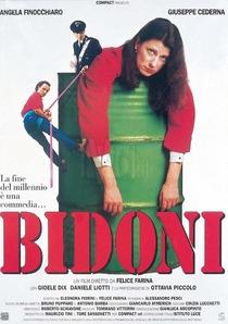 Bidoni - Poster / Capa / Cartaz - Oficial 1