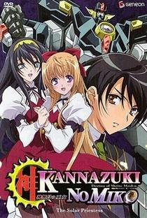 Kannazuki no Miko - Poster / Capa / Cartaz - Oficial 14