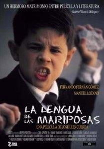 A Língua das Mariposas - Poster / Capa / Cartaz - Oficial 1