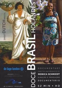 Doce Brasil Holandês - Poster / Capa / Cartaz - Oficial 1