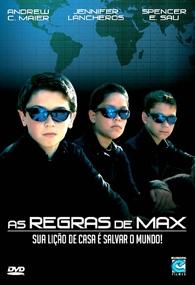 As Regras de Max  - Poster / Capa / Cartaz - Oficial 1
