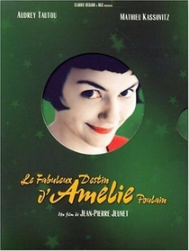 O Fabuloso Destino de Amélie Poulain - Poster / Capa / Cartaz - Oficial 9