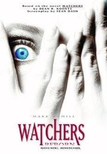 Watchers Reborn - Poster / Capa / Cartaz - Oficial 1