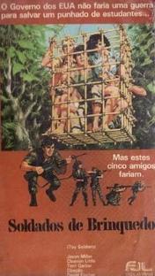 Soldados de Brinquedo - Poster / Capa / Cartaz - Oficial 3