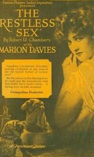 The Restless Sex  - Poster / Capa / Cartaz - Oficial 1