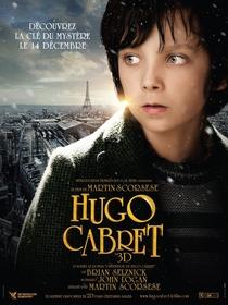 A Invenção de Hugo Cabret - Poster / Capa / Cartaz - Oficial 2