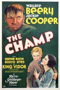 O Campeão - Poster / Capa / Cartaz - Oficial 1