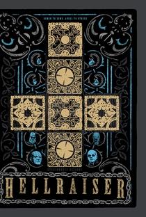 Hellraiser: Renascido do Inferno - Poster / Capa / Cartaz - Oficial 4