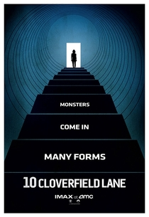Rua Cloverfield, 10 - Poster / Capa / Cartaz - Oficial 4