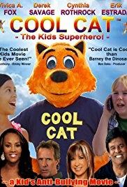 Cool Cat the Kids Superhero - Poster / Capa / Cartaz - Oficial 1