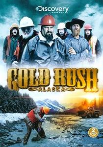 Febre do Ouro (1ª Temporada) - Poster / Capa / Cartaz - Oficial 1