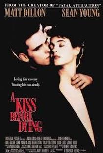 Um Beijo Antes de Morrer - Poster / Capa / Cartaz - Oficial 2