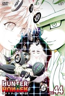 Hunter x Hunter II (Arco 6: Formigas Quimera) - Poster / Capa / Cartaz - Oficial 20