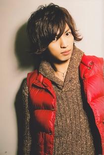 Renn Kiriyama - Poster / Capa / Cartaz - Oficial 3