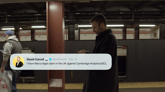 'The Great Hack' explora o escândalo de dados do Cambridge Analytica e Facebook