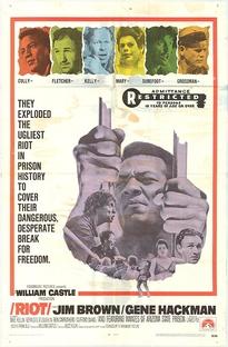 Os Amotinados do Presídio - Poster / Capa / Cartaz - Oficial 2