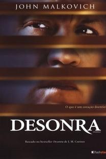 Desonra - Poster / Capa / Cartaz - Oficial 7
