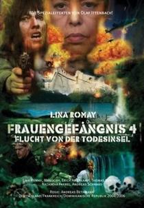 The Prison Island Massacre - Poster / Capa / Cartaz - Oficial 2