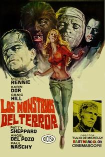 Os Monstros do Terror - Poster / Capa / Cartaz - Oficial 1