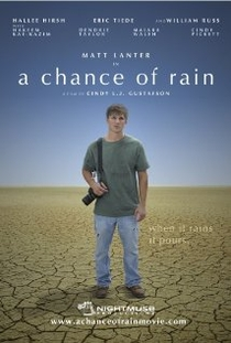 A Chance of Rain - Poster / Capa / Cartaz - Oficial 1