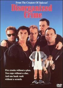 Crime Desorganizado - Poster / Capa / Cartaz - Oficial 2