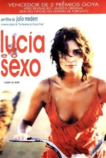 Lúcia e o Sexo - Poster / Capa / Cartaz - Oficial 8