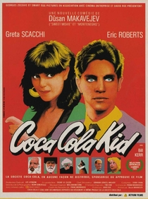 Coca-Cola Kid - Poster / Capa / Cartaz - Oficial 2