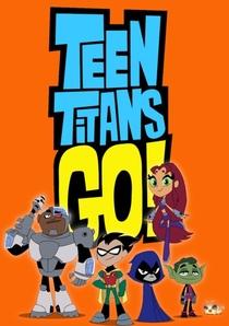 Os Jovens Titãs em Ação! (2ª Temporada) - Poster / Capa / Cartaz - Oficial 1