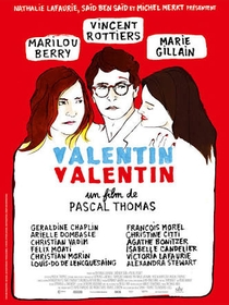 Valentin Valentin - Poster / Capa / Cartaz - Oficial 1