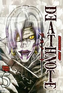 Death Note (1ª Temporada) - Poster / Capa / Cartaz - Oficial 32