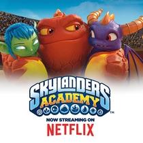 Skylanders Academy (1ª Temporada) - Poster / Capa / Cartaz - Oficial 2