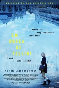 Em Busca de Fellini - Poster / Capa / Cartaz - Oficial 1