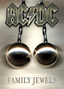 AC/DC - Family Jewels - Poster / Capa / Cartaz - Oficial 2