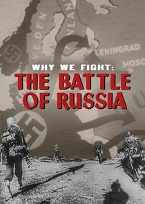 Batalha da Rússia - Poster / Capa / Cartaz - Oficial 3
