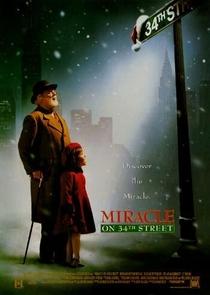 Milagre na Rua 34 - Poster / Capa / Cartaz - Oficial 1