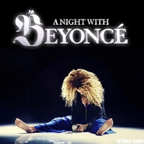 A Night With Beyoncé - Poster / Capa / Cartaz - Oficial 2