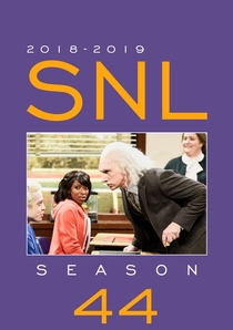 Saturday Night Live (44ª Temporada) - Poster / Capa / Cartaz - Oficial 1