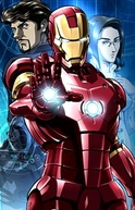 Marvel Anime: Homem de Ferro (Marvel Anime: Iron Man)