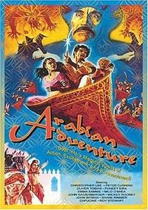 Aventura na Arábia - Poster / Capa / Cartaz - Oficial 2