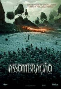Assombração - Poster / Capa / Cartaz - Oficial 1