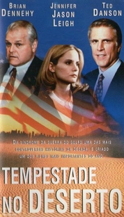 Tempestade no Deserto - Poster / Capa / Cartaz - Oficial 2