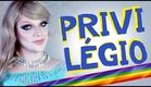 Privilégios para Gays, Negros e Mulheres